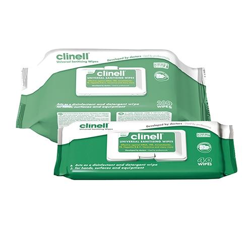 Clinell Universal Toallitas para la desinfección de superficies