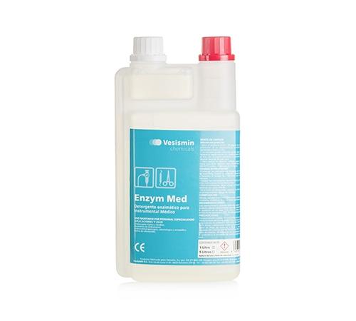 Enzym Med Detergente enzimático para limpieza previa